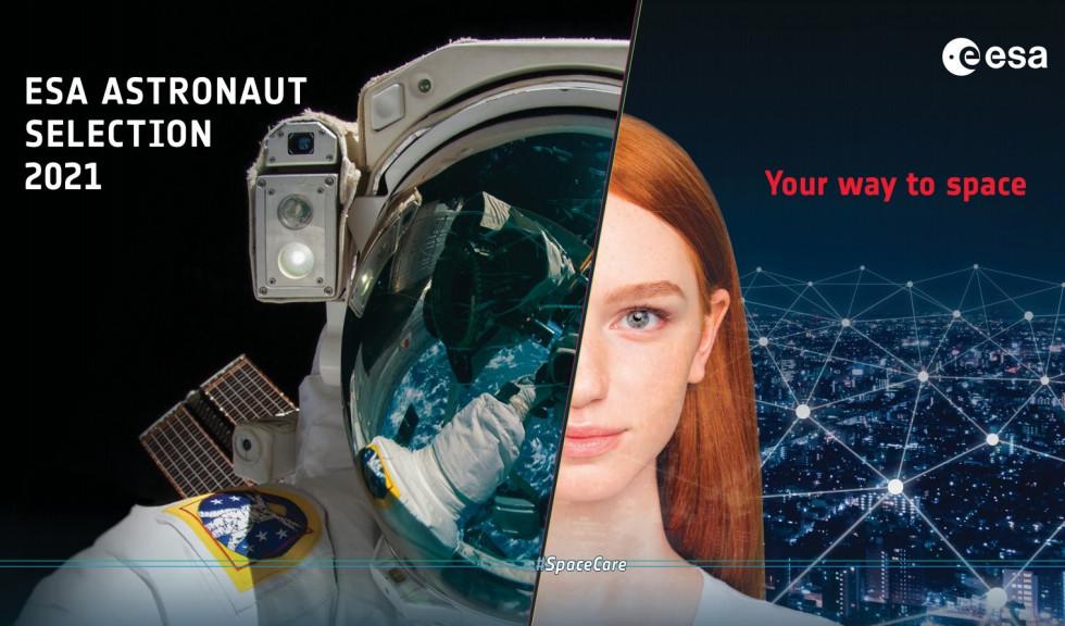 Povabilo k prijavi za ESA astronavte