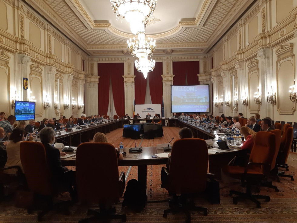 EUPAN Directors-General informal meeting in Bucharest