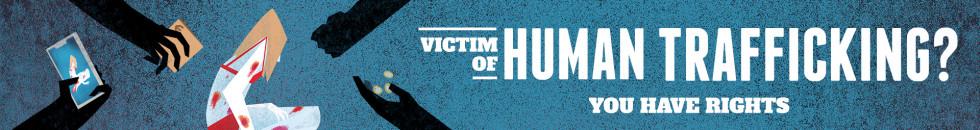 Banner_Boj proti trgovini z ljudmi
