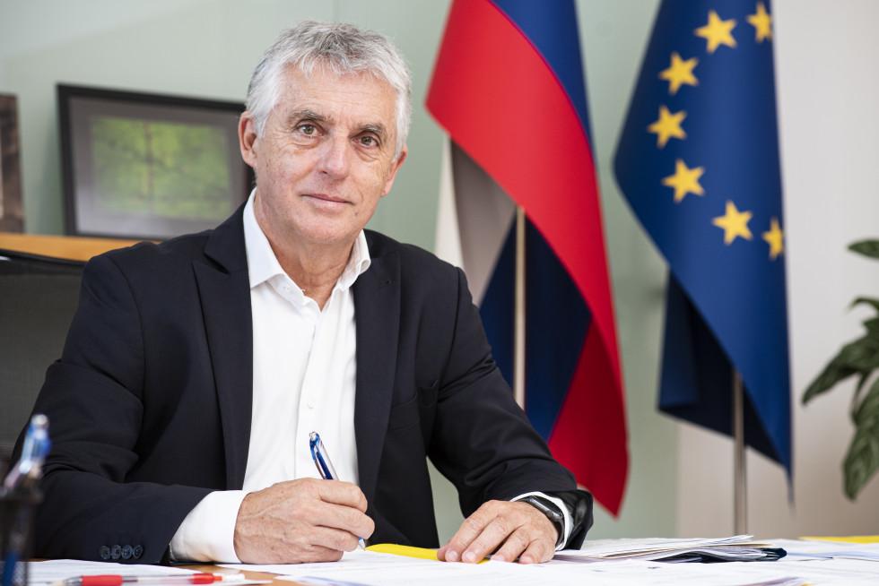 minister za zdravje Tomaž Gantar