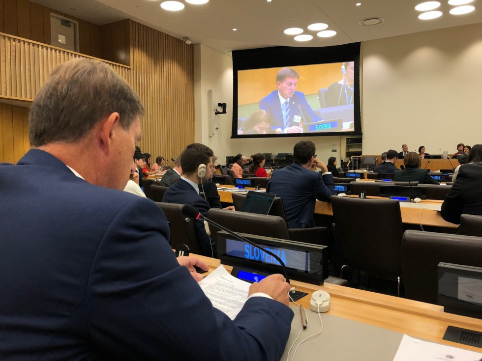 Address by Foreign Minister Dr Miro Cerar