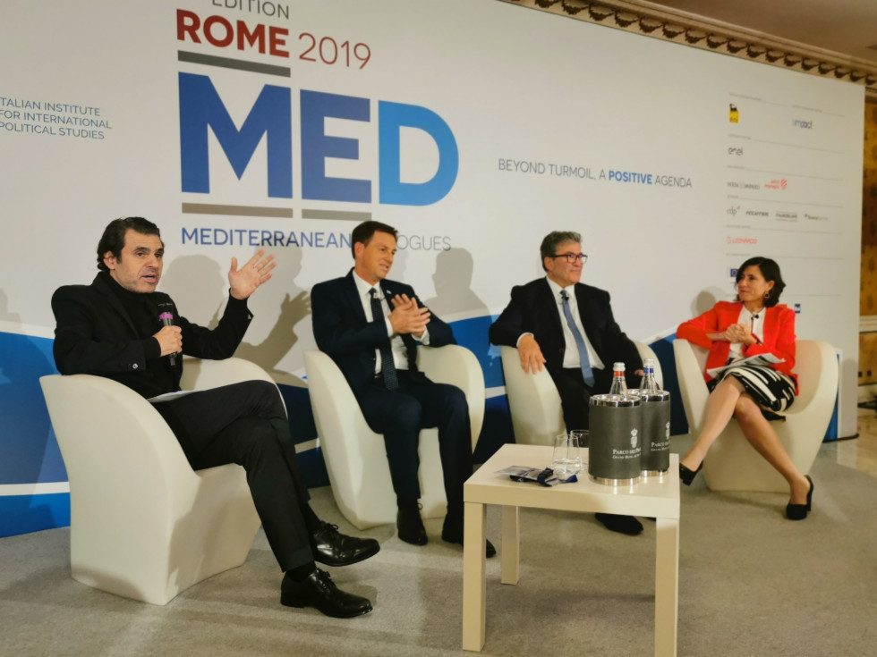 International Conference Rome MED 2019 – Mediterranean Dialogues