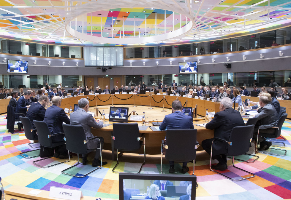 State Secretary Leskovar at the EU Foreign Affairs Council meeting in development ministers' format