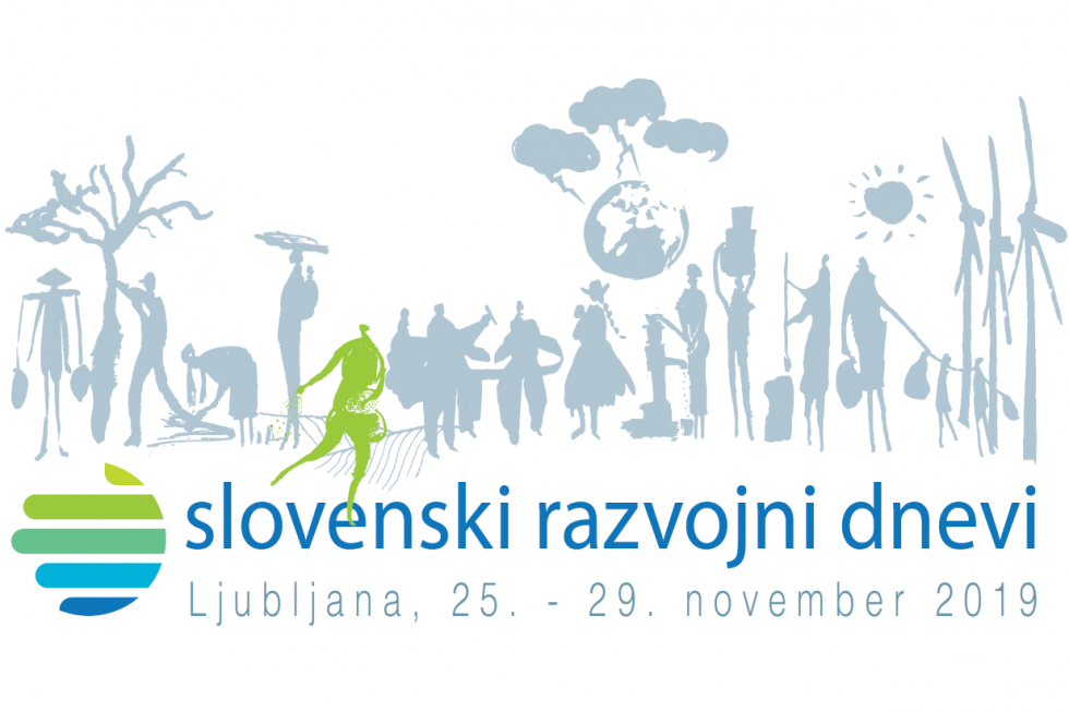 Slovenian development days logo