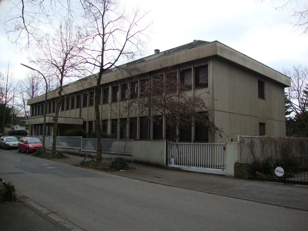 Embassy of the former SFRY in Bonn