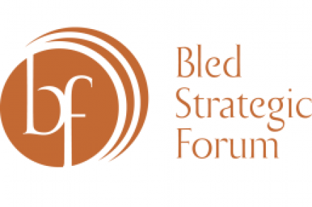 Blejski strateški forum - logotip