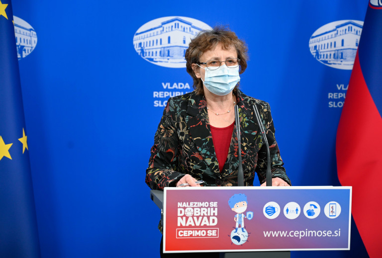 Nuška Čakš Jager: Vaccination should be expanded to the entire population