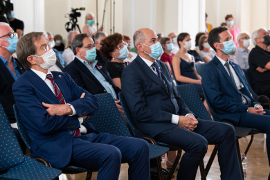 30th anniversary of Slovenia's independence organised by the Slovenia in the World expatriate association