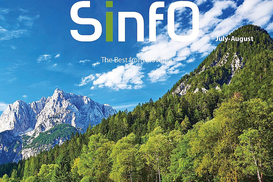 In the latest Sinfo: Typical of Slovenia and Slovenians