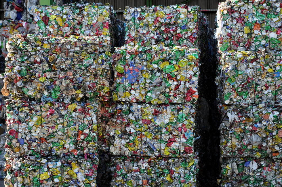 Slovenia ranks high in the EU in terms of recycling and processing of waste plastic packaging