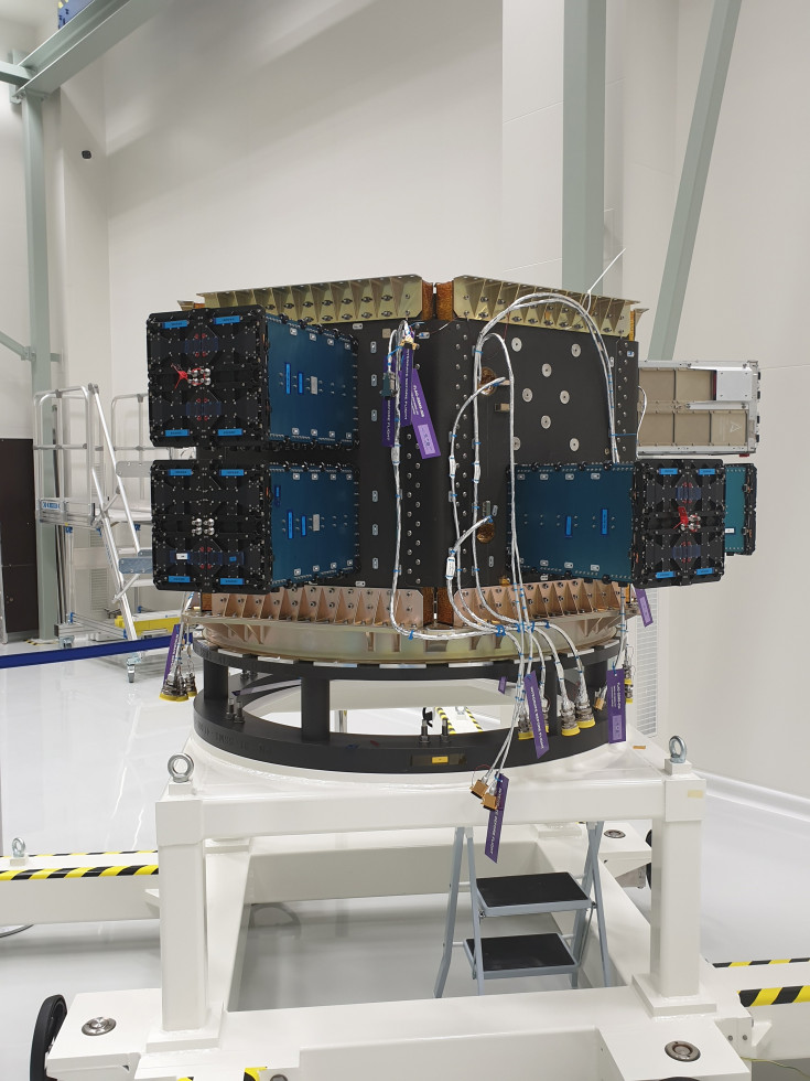 First Slovenian satellites successfully deployed in space