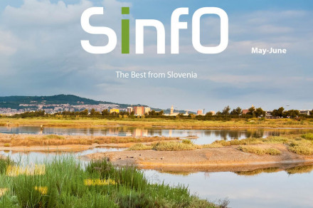 Cover of the Sinfo magazine