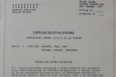 Prva stran dokumenta.